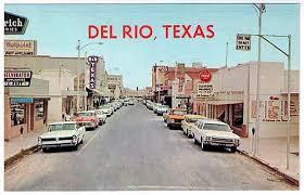 Del Rio downtown