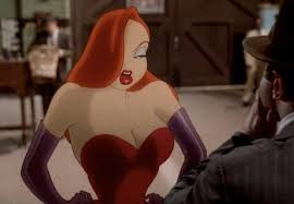 Jessica Rabbit confronts Trump