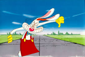 Roger Rabbit angry