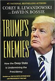 Trump's enemies book cover